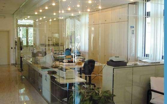 progettazione strutture vetro