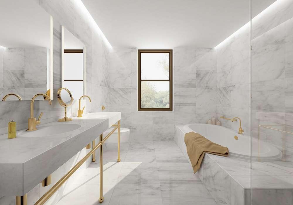 Scale in marmo trento stone way - Arredo bagno trento ...